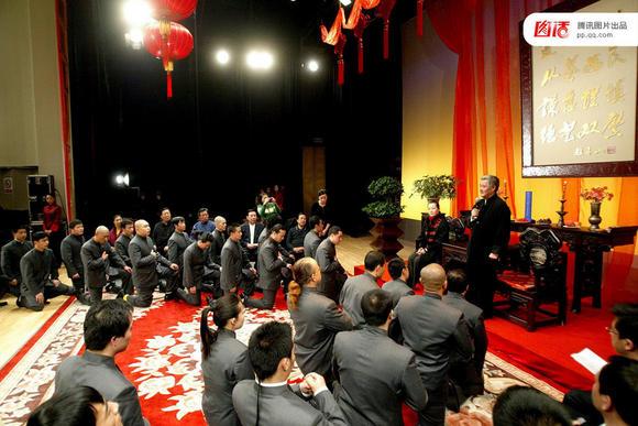 2008年2月11日,赵本山举行收徒仪式,共收徒35名。